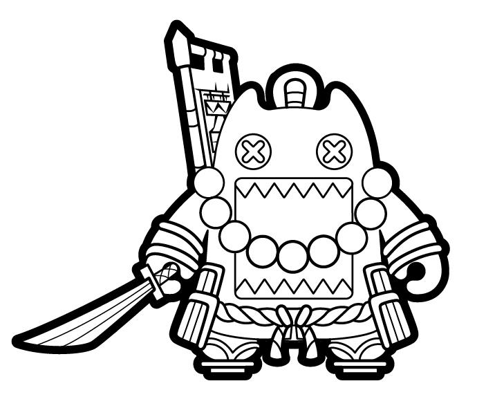 【魔鬼猫-魔兽世界人物造型】-剑圣-05